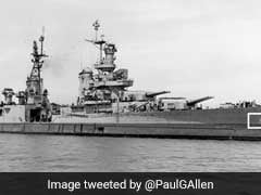 Researchers Find Wreckage Of Lost WWII Warship USS Indianapolis