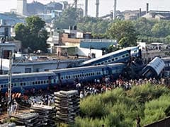 On UP Train Tragedy, Railways Minister Suresh Prabhu Says 'Fix Responsibility' By Today: 10 Points