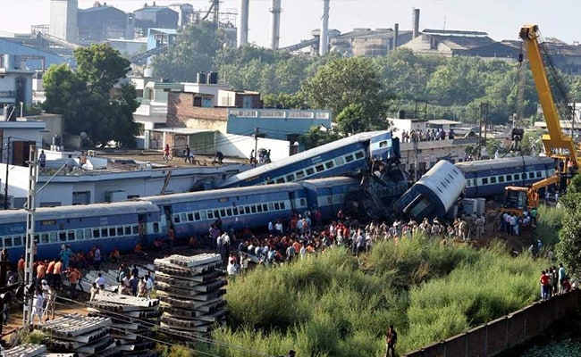 13 Railway Employees Sacked For Utkal Express Derailment