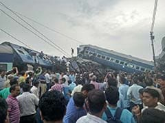 On UP Train Crash, Minister Says 'Fix Responsibility' By Today: 10 Facts