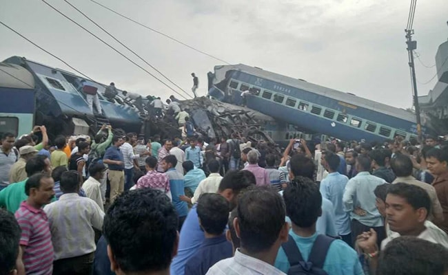 586 Train Accidents In Last 5 Years; 53 Due To Derailments