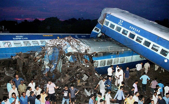At Least 23 Killed, Over 70 Injured As Utkal Express Derails In UP's Muzaffarnagar