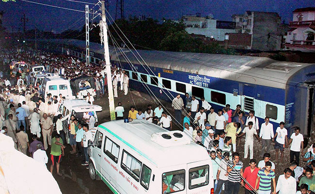 utkal express train accident pti