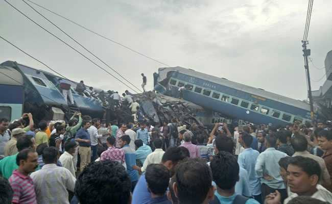 Railway Tribunal Benches To Settle Claims Of Utkal Express Accident Victims