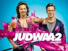 <i>Judwaa 2</i> Poster: Varun Dhawan Makes The Nice And The Naughty Lists