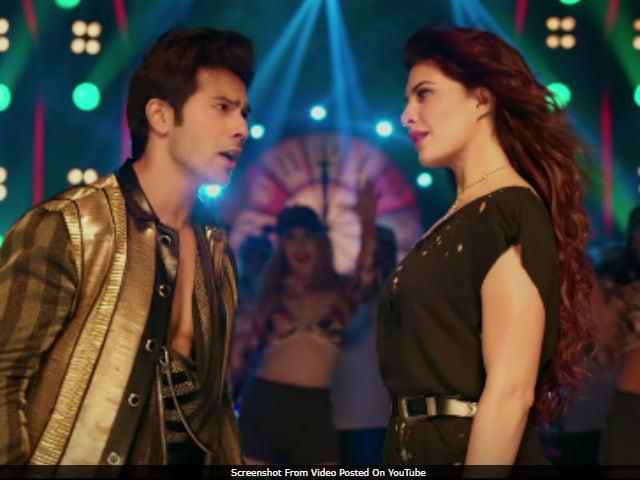 Judwaa 2 Song Chalti Hai Kya 9 Se 12: Varun Dhawan Gets Full Marks For His Salman Khan-Like Moves