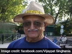 Raymond Man Vijaypat Singhania In Court, Wants A House To Live In