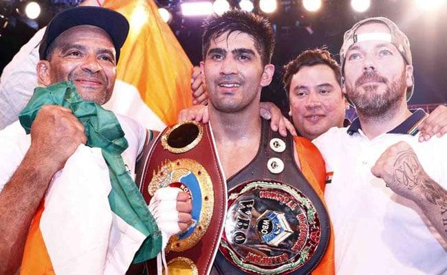 विजेंदर सिंह को उम्मीद, विश्व बॉक्सिंग चैंपियनशिप में इस बार एक से ज्यादा पदक जीतेगा भारत