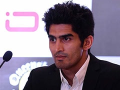 Vijender Singh Predicts More Than One Medal For India At World Boxing Championships