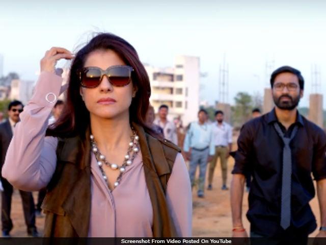 VIP 2: Lalkar Preview - Dhanush And Kajol Clash. Ready?