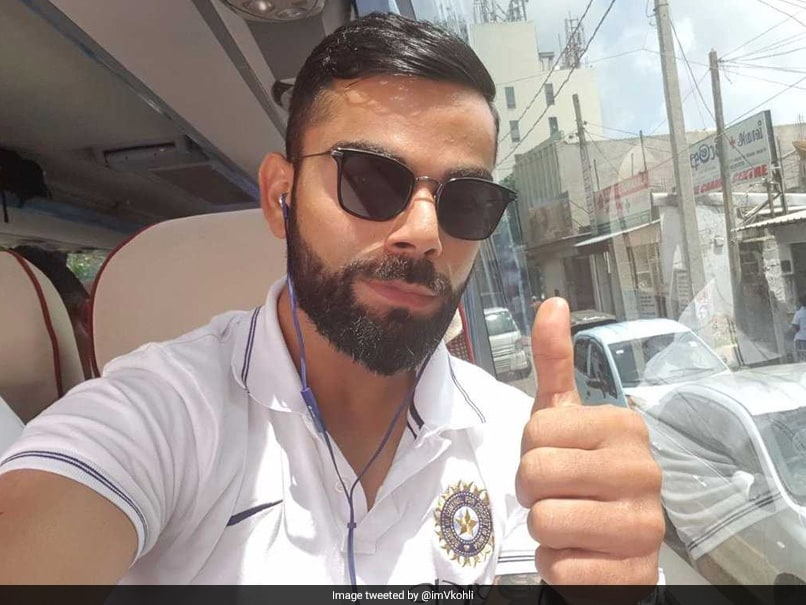 Virat Kohli Has A New 'Travel Buddy' And He Can't Hide His Excitement