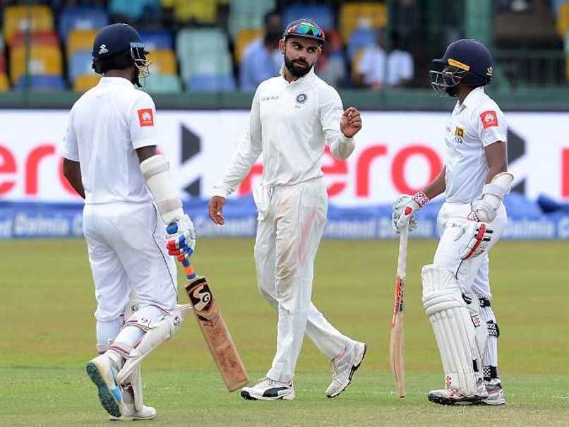 India vs Sri Lanka: Kusal Mendis And Dimuth Karunaratne Lead Hosts' Fightback