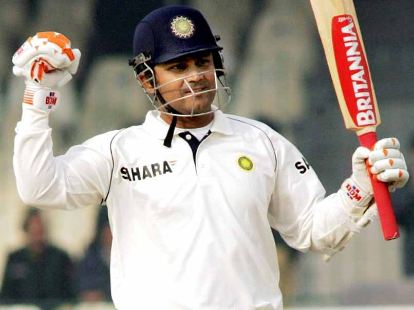 Virender Sehwag Celebrates The Birth Anniversary Of His