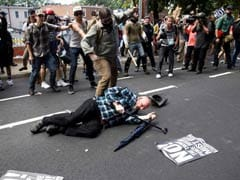 Emergency In Virginia After Protesters Clash At White Nationalist Rally