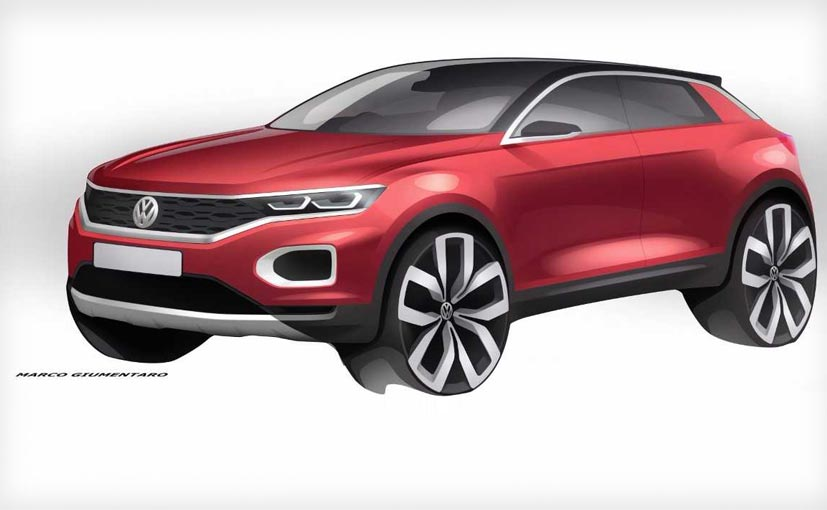Volkswagen T Roc Unveil Date Announced