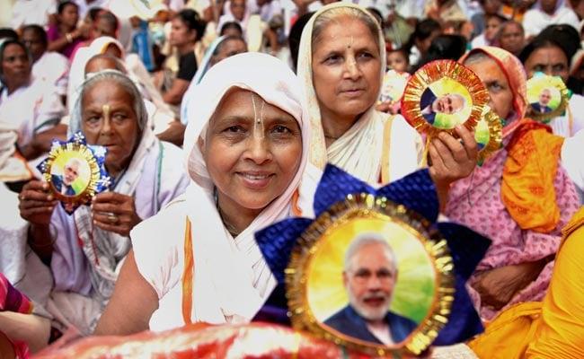 Vrindavan Widows To Tie Rakhi On PM Modi's Wrist On Raksha Bandhan
