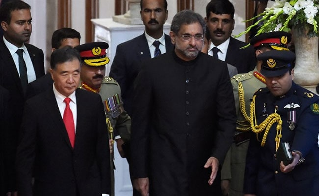 Friendship With Pak 'Stronger Than Steel, Sweeter Than Honey': China Vice Premier