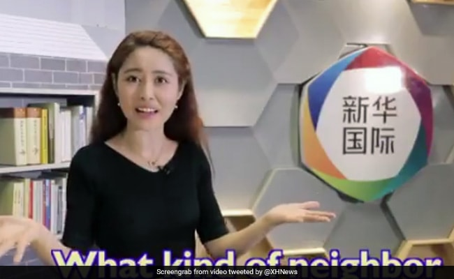 Chinese State Media Video Mocks India In Bizarre Propaganda On Doklam