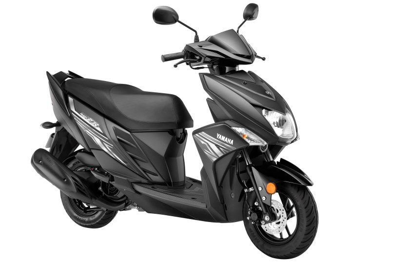 yamaha cygnus ray zr dark night edition
