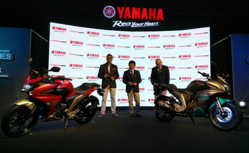 The Yamaha Fazer 25 has been launched in India at Rs. 1.29 lakh (ex-showroom, Delhi)