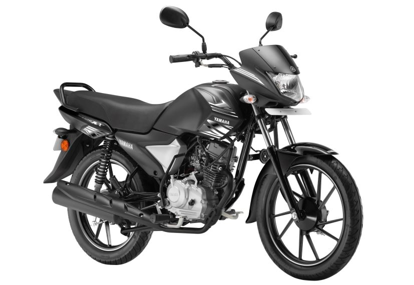 yamaha saluto rx dark night edition