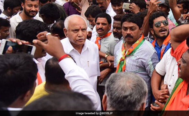 Recovery Of Bullet In Dead Cop's Hotel Room Raises Doubts: BS Yeddyurappa