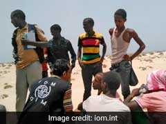 Human Traffickers Throw 300 Migrants Into The Sea, 56 Drown