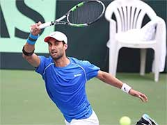 Davis Cup: After Ramkumar Ramanathan's Decisive Defeat, Yuki Bhambri Gets Consolation Win