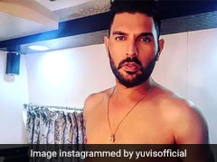 Yuvraj Singh Goes Shirtless. Rohit Sharma, Harbhajan Singh Team Up To Troll Him