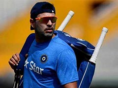 India vs Sri Lanka: MSK Prasad Compares Yuvraj Singh With Andre Agassi