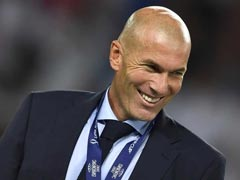 Zinedine Zidane Leads Nominees For FIFA Coach Prize