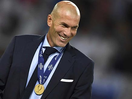 Zinedine Zidane Says His Wish Is To Stay At Real Madrid