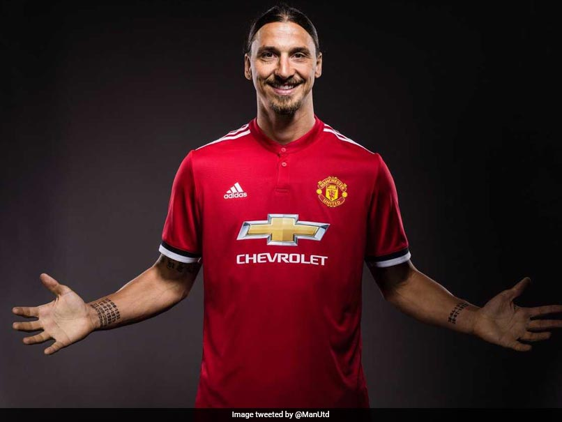 3f2f41d9a31 Manchester United Re-Sign Zlatan Ibrahimovic On One-Year Deal ...