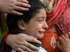 'Every Tear Drop Sears Our Heart': Kashmir Police To 7-Year-Old Girl Who Lost Father