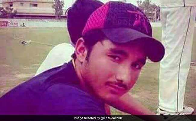 बाउंसर लगने से पाकिस्तानी क्रिकेटर जुबैर अहमद की मौत