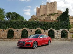 2017 Audi S5 Sportback India Review
