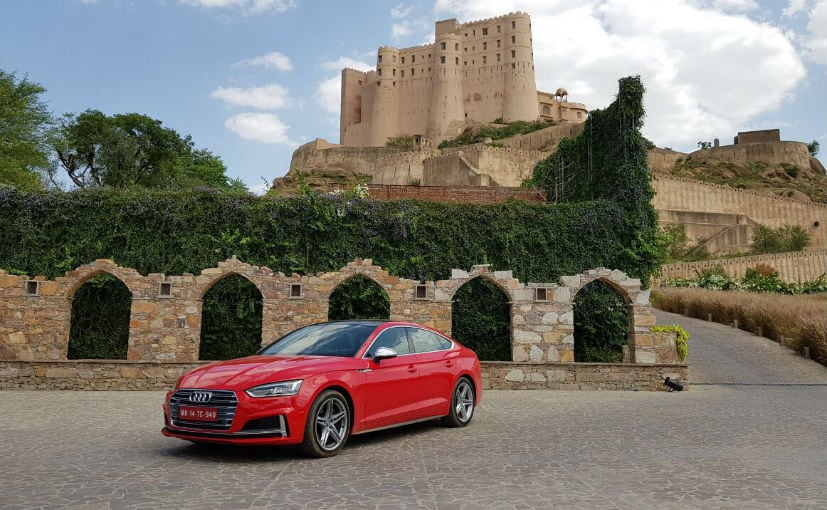 2017 Audi S5 Sportback India Review