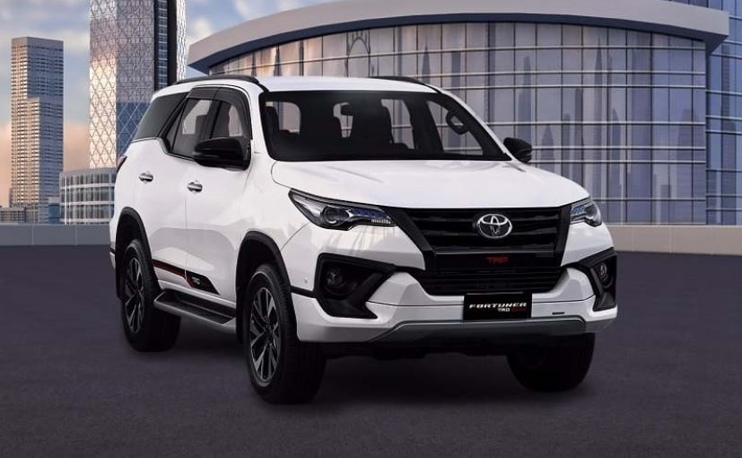 2017 Toyota Fortuner TRD Sportivo To Be Launched Soon