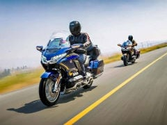 2018 Honda Gold Wing Teased Again Ahead Of Launch