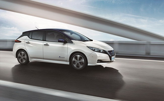 2018 Nissan Leaf Four Things We Like