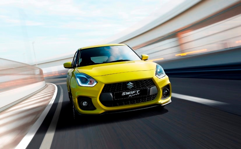 Suzuki has no plans to bring the 2018 Swift Sport to India