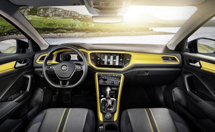 2018 volkswagen t roc r line interior