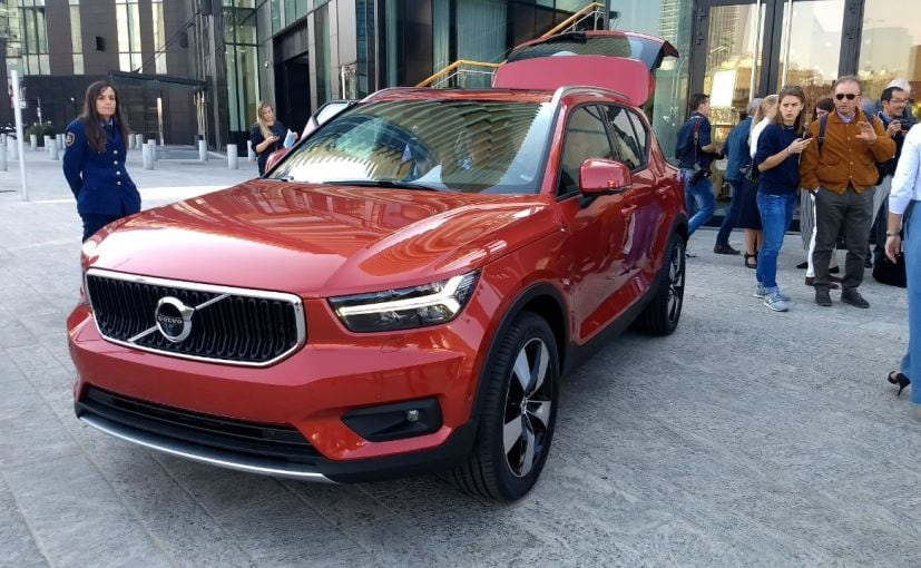 2018 volvo 40. perfect 2018 2018 volvo xc40 throughout 40