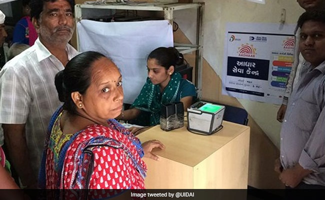 UP Gang Found Complex Way To Make Fake Aadhaar Cards, Say Police