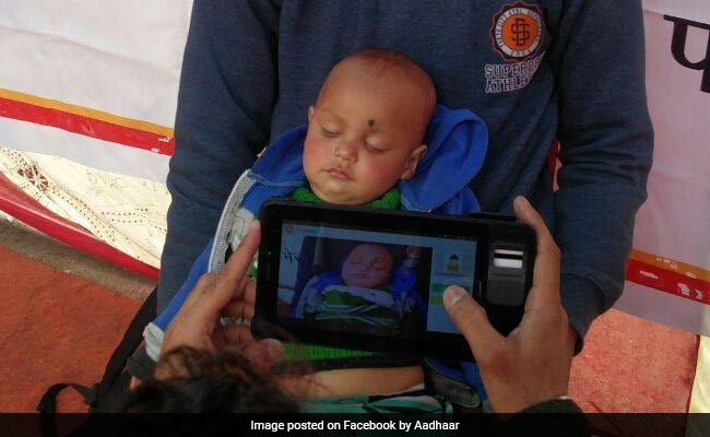 Baby Girl Gets Aadhaar Number Just 6 Minutes After She Was Born