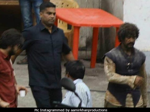 Aamir Khan From Thugs Of Hindostan 'Looks Like Tyrion Lannister.' Do You Agree?