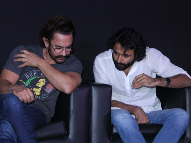 Perks Of Being Aamir Khan's Manager, As Revealed By Secret Superstar Director Advait Chandan