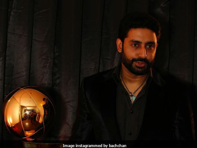 Abhishek Bachchan Has Reportedly Quit His First Director's New Film