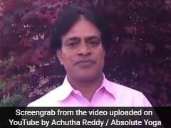Indian Doctor Achutha Reddy Stabbed To Death In US