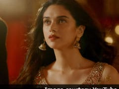 Aditi Rao Hydari Hopes <i>Bhoomi</i> Reaches Out To The Audience